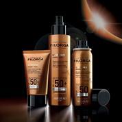 Gagnez la gamme solaire UV-Bronze des Laboratoires Filorga