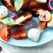 Nos recettes fraîches et légères, idéales par temps chaud