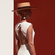 Le dos-nu, l'atout séduction des robes de mariée