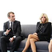 Les jupes courtes de Brigitte Macron à New York divisent la presse internationale