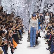 Défilé Christian Dior Printemps-été 2018 Prêt-à-porter