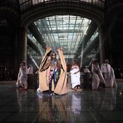 Défilé Vivienne Westwood Printemps-été 2018 Prêt-à-porter