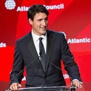 Justin Trudeau fait fureur avec ses chaussettes Chewbacca