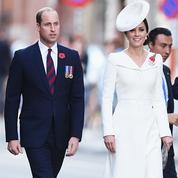 Kate Middleton devrait accoucher en avril 2018