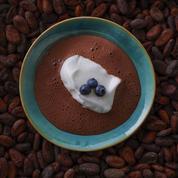 Soupe au chocolat & île flottante