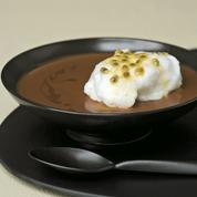Soupe chocolat passion