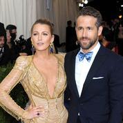 Pour l'anniversaire de son mari Ryan Reynolds, Blake Lively rend hommage à... un autre Ryan