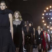 Défilé Givenchy Printemps-été 2018 Prêt-à-porter