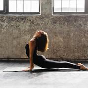 Cinq exercices de yoga anti-stress