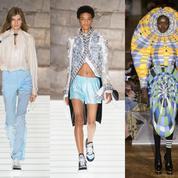 À Paris, la Fashion Week s'est achevée sur un remarquable défilé Louis Vuitton