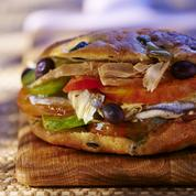 Le summer burger : le pan-bagnat