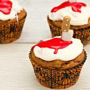 Petits gâteaux d'Halloween