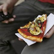 Pizza aux légumes provençaux