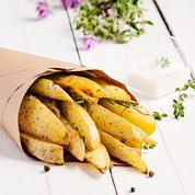 Potatoes aux aromates