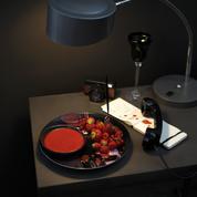 Salade de fruits rouges et son coulis