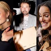 Ben Affleck, Natalie Portman, Kate Middleton... Les photos rares des célébrités les yeux mi-clos