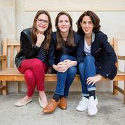 Prix Business with Attitude : Kokoroe, Béatrice Gherara, Raphaëlle et Élise Covilette