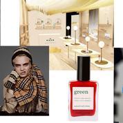 Vernis green, bottes Chloé X Sorel, campagne Dior... Nos indispensables mode et beauté