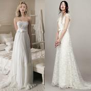 Quelle robe de mariée choisir lorsque l'on a une forte poitrine?