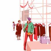 Réalité augmentée, boutique-maison : le luxe invente le shopping du futur
