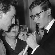 Le 15 novembre 1957, le jour où la presse découvrit Yves Saint Laurent