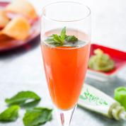Cocktail légère amertume