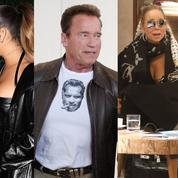Mariah Carey, Arnold Schwarzenegger, Pamela Anderson : la semaine people
