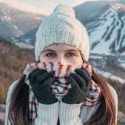 Menton, nez, lèvres... Pourquoi ces zones sont-elles particulièrement desséchées par le froid?