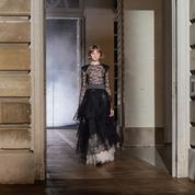 Défilé Givenchy Printemps-été 2018 Haute couture