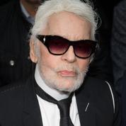 La barbe de Karl Lagerfeld, la vraie surprise de la Fashion Week