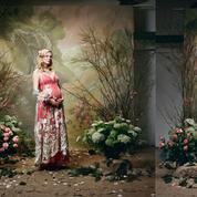 Ava Phillippe face à une Kirsten Dunst enceinte, le casting hollywoodien de Rodarte
