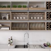 Bien réorganiser sa cuisine en quatre étapes faciles