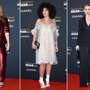 César 2018 : Chanel reçoit les 36 espoirs du cinéma français