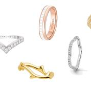 Van Cleef & Arpels, Chanel, Dior... Les alliances osent l'originalité