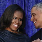 Michelle Obama partage une photo inédite de son mariage avec Barack