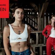 Millie Bobby Brown et Paris Jackson, complices pour Calvin Klein Jeans