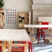 Transformer des chutes de bois en pièces design, c'est possible avec les Ateliers Chutes Libres