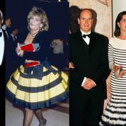 Bal de la Rose à Monaco : de Grace Kelly à Charlotte Casiraghi, plus de 60 ans de looks en images