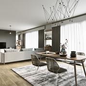 Comment créer deux espaces de vie dans un salon ?