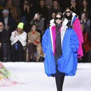 Défilé Balenciaga automne-hiver 2018-2019 Prêt-à-porter