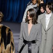 Défilé Givenchy automne-hiver 2018-2019 Prêt-à-porter