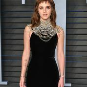 Emma Watson et son tatouage en soutien au mouvement Time's Up