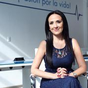 Juana Marcela Ramirez Bustos, l'une des femmes les plus puissantes du Mexique, s'attaque au cancer