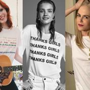 Net-a-porter.com lance une collection de tee-shirts de luxe pour la bonne cause