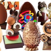 Pâques 2018 : les plus belles créations des chocolatiers
