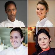 Quinze femmes chefs à suivre en 2018
