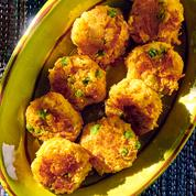 Boulettes végétariennes à l'indienne