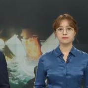 Une présentatrice coréenne a osé porter des lunettes de vue à la télévision