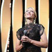L'allusion féministe de Cate Blanchett pour son discours d'ouverture au Festival de Cannes