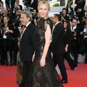 Cate Blanchett recycle volontairement l'une de ses robes pour l'ouverture du Festival de Cannes